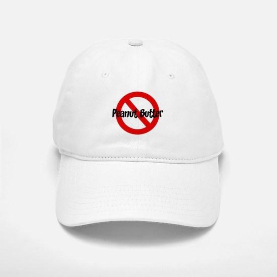 Anti Peanut Butter Baseball Baseball Cap