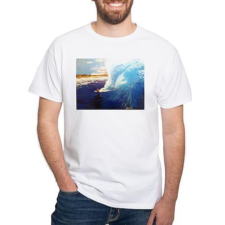 Blue Hollow T-Shirt