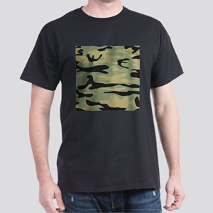 Green Army Camo T-Shirt