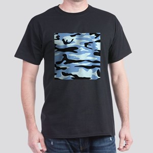 Light Blue Army Camo T-Shirt