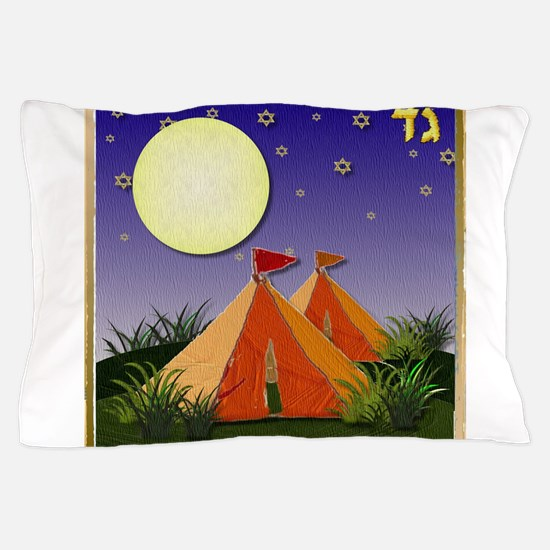 12 tribes Israel Gad Pillow Case