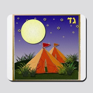 12 tribes Israel Gad Mousepad