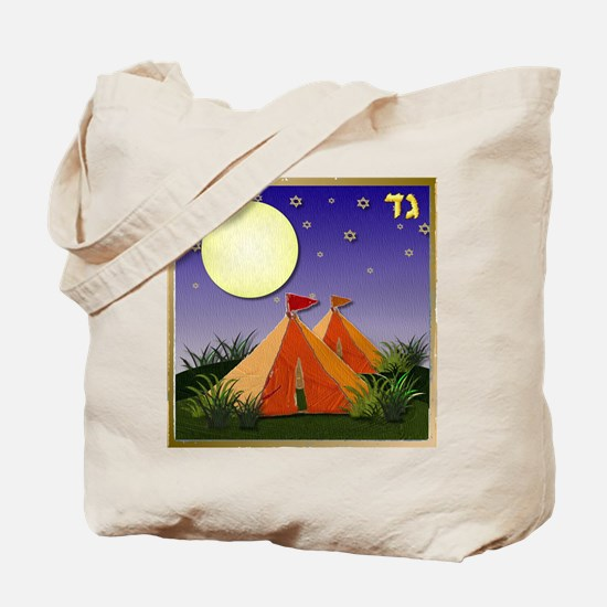 12 tribes Israel Gad Tote Bag