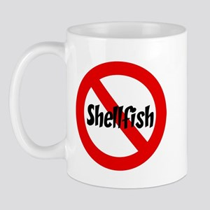 Anti Shellfish Mug
