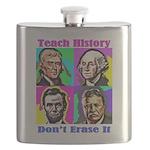 Let's Teach History Flask