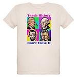 Let's Teach History T-Shirt