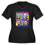 Let's Teach History Plus Size T-Shirt