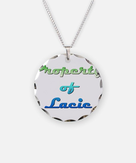 Property Of Lacie Female Necklace