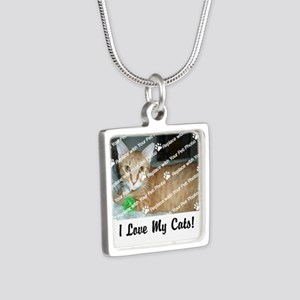 CUSTOMIZE Add Photo Love CatS Necklaces
