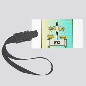 12 Tribes Israel Dan Luggage Tag