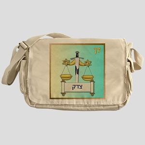 12 Tribes Israel Dan Messenger Bag