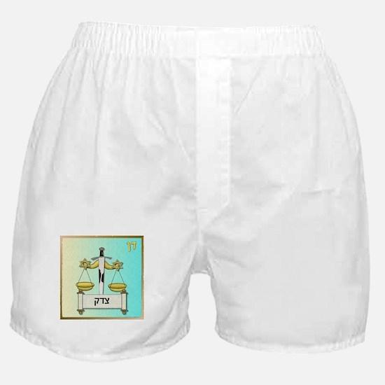 12 Tribes Israel Dan Boxer Shorts