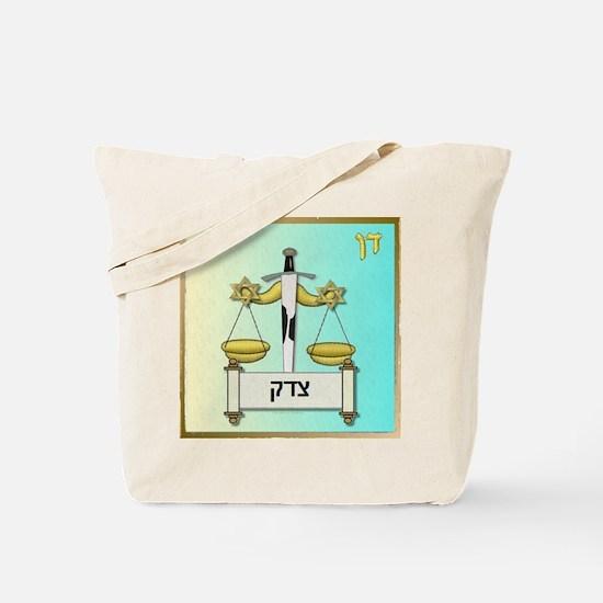 12 Tribes Israel Dan Tote Bag