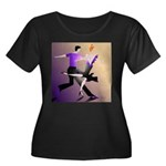 Cha Cha Plus Size T-Shirt