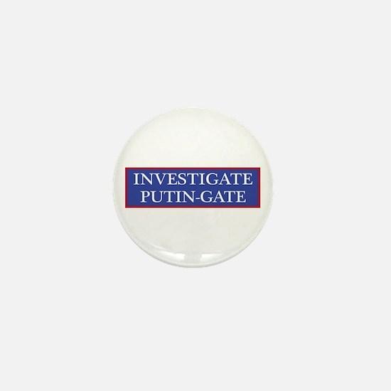 Investgate Putin-gate Mini Button