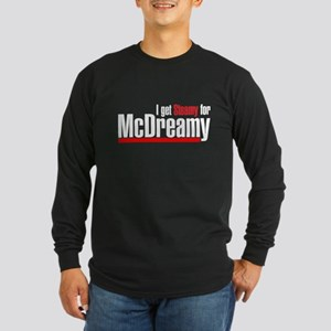 Steamy McDreamy Long Sleeve T-Shirt