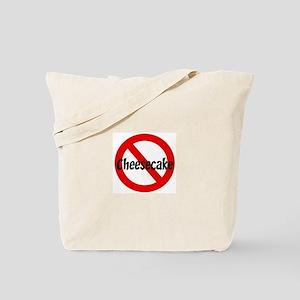 Anti Cheesecake Tote Bag