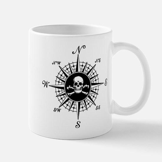 Compass Rose II Mugs