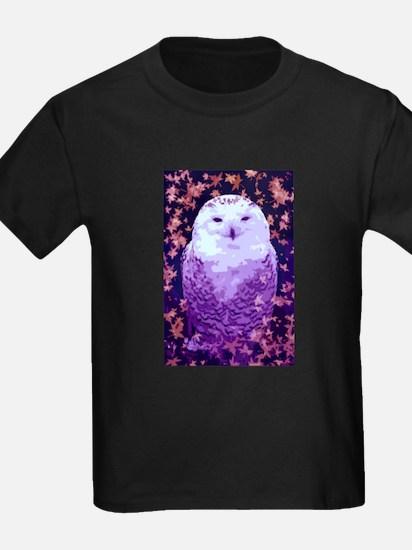 Autumn Owl T-Shirt