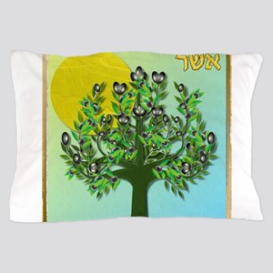 12 Tribes Israel Asher Pillow Case
