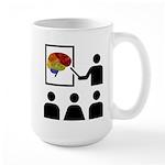 Neuro Educate Large Mugs