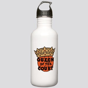 QUEEN OF THE COURT Stainless Water Bottle 1.0L