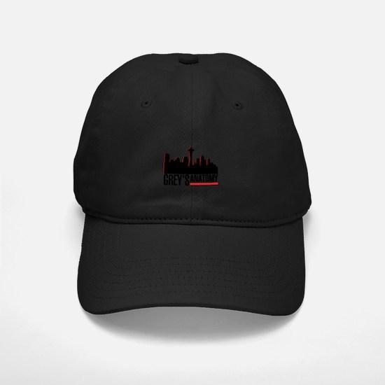 Skyline.png Baseball Hat
