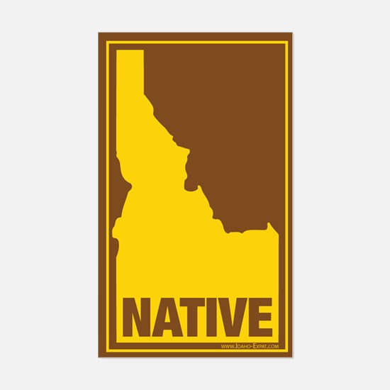 Idaho Native - Map