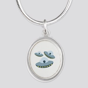 UFO Spacecrafts Necklaces