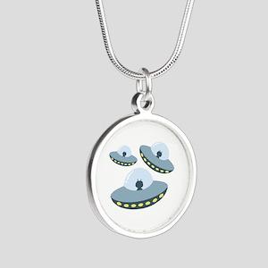UFO Spacecrafts Necklaces