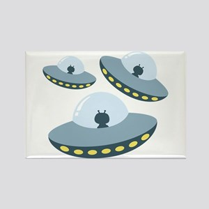 UFO Spacecrafts Magnets