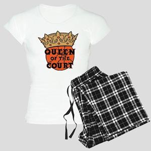 QUEEN OF THE COURT Women's Light Pajamas