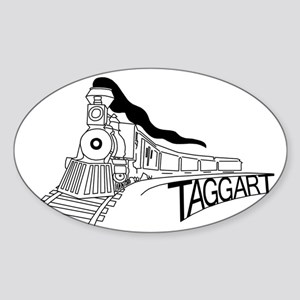 Build By Taggart Sticker