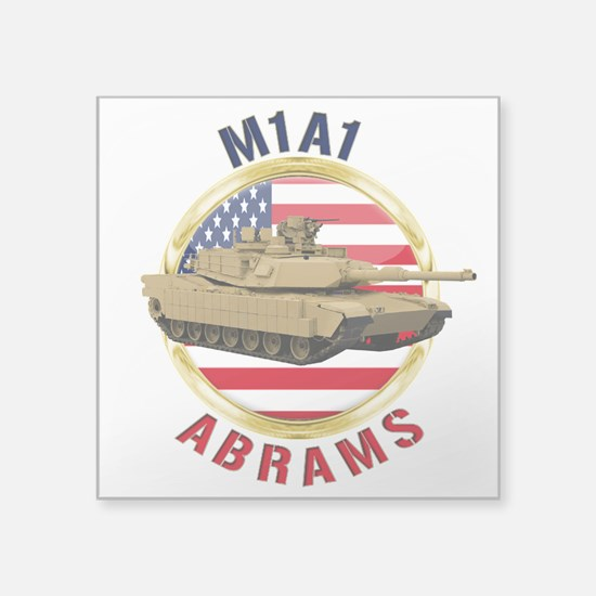 M1A1 Abrams Sticker