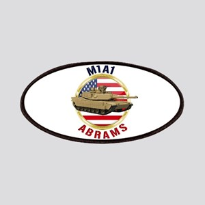 M1A1 Abrams Patches