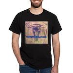 Steer Skull Dark T-Shirt