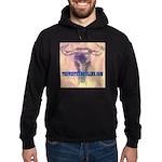 Steer Skull Hoodie (dark)