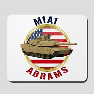 M1A1 Abrams Mousepad
