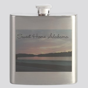 Sweet Home Alabama Flask