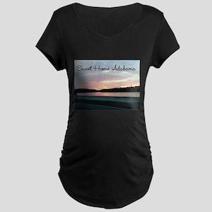Sweet Home Alabama Maternity T-Shirt