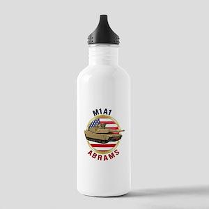 M1A1 Abrams Water Bottle