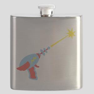 Ray Gun Flask