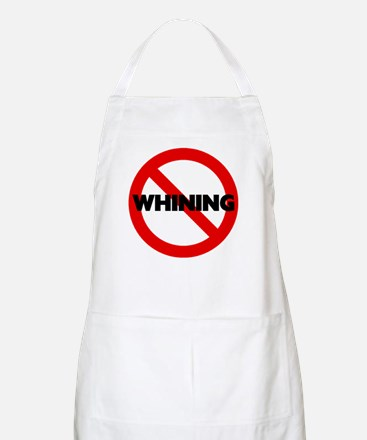 No Whining BBQ Apron