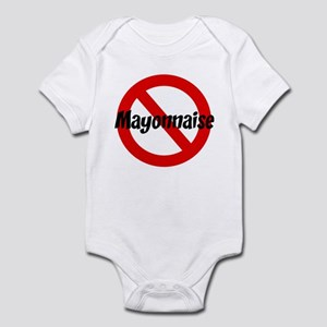Anti Mayonnaise Infant Bodysuit