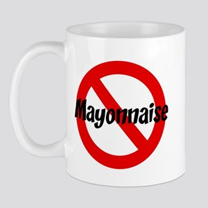 Anti Mayonnaise Mug