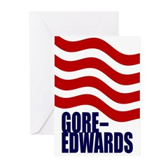 Gore-Edwards (6 Greeting Cards)