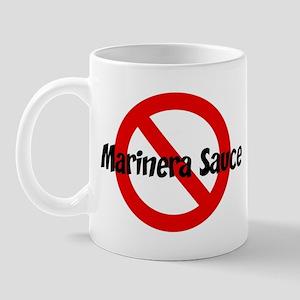 Anti Marinera Sauce Mug