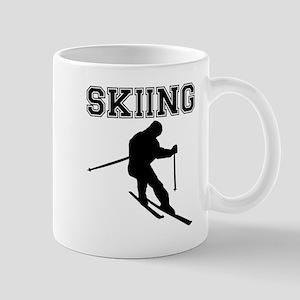 Skiing Mugs
