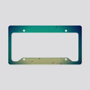 Blessed License Plate Holder