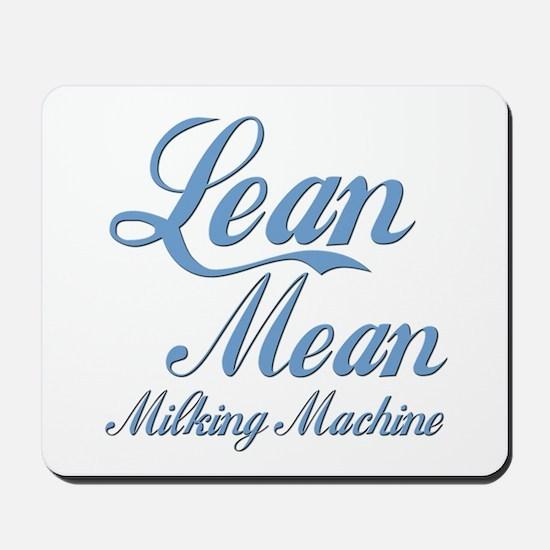 The Milking Machine Mousepad